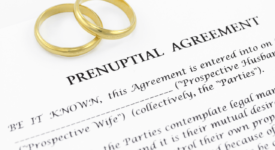 Can You Get A Prenuptial Agreement After A Wedding?